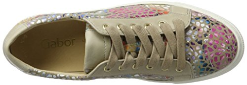 Gabor Mujer 42 Shoes Fashion Silk Nude Multicolor Zapatillas 6UO6xr