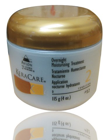 - Avlon Keracare Overnight Moisturising Treatment, 4 Ounce