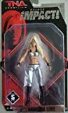 TNA Wrestling Deluxe Impact Series 5 Action Figure Angelina Love