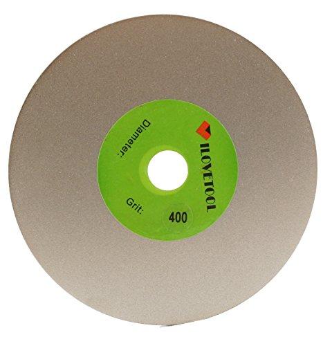 ILOVETOOL 4 inch Diamond Grinding Wheel 400 Grit
