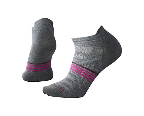 Socks Light Mini Outdoor (Smartwool Women's PhD Outdoor Ultra Light Micro Medium Gray Small)