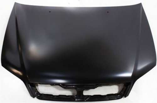 Crash Parts Plus Steel Primed Hood for 2002-2003 Mitsubishi Lancer