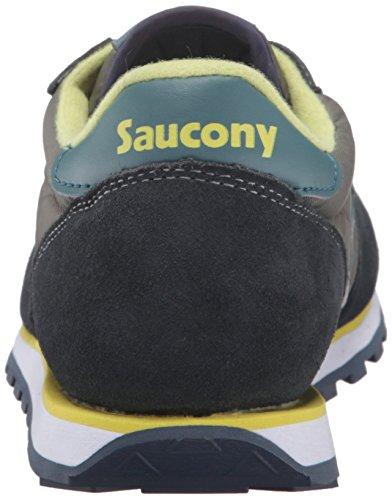 Saucony Jazz Low Pro, Sneaker Uomo Green