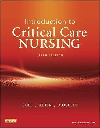 Introduction to critical care nursing e book kindle edition by introduction to critical care nursing e book 6th edition kindle edition fandeluxe Choice Image