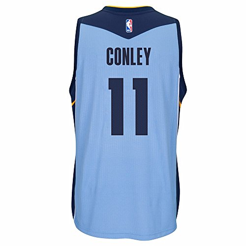 Memphis Grizzlies Mike Conley Adidas NBA Men's New Swingman Jersey (X-Large)