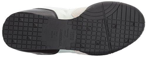 Diesel Uomo Artiglio Azione S-toclaws Sneaker Nero / Ghiaccio