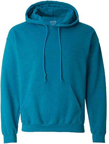 Joe's USA Hoodies Soft & Cozy Hooded Sweatshirts, Small -Antique Sapphire
