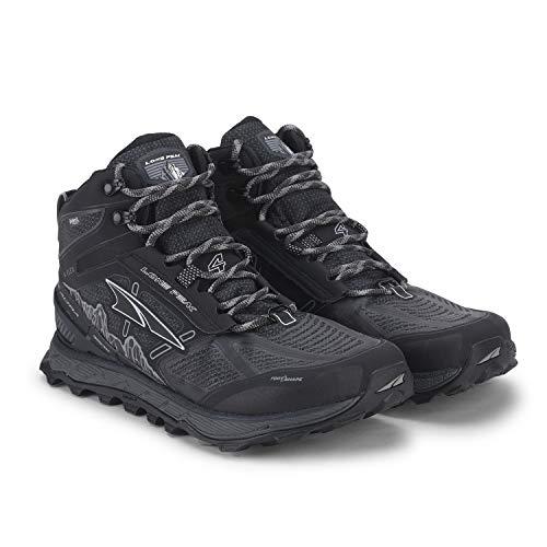 ALTRA Men's Lone Peak 4 Mid RSM Waterproof Trail Running Shoe 1