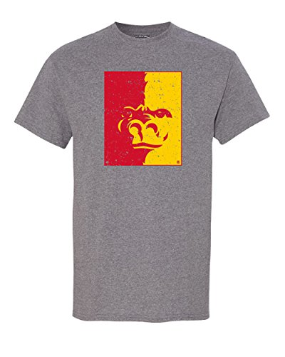 Pittsburg State Pride Gorilla Unisex Short Sleeve T-Shirt -
