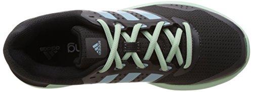 adidas Duramo 7 Damen Laufschuhe Grau (Dgh Solid Grey/Frozen Blue F15/Frozen Green F15)