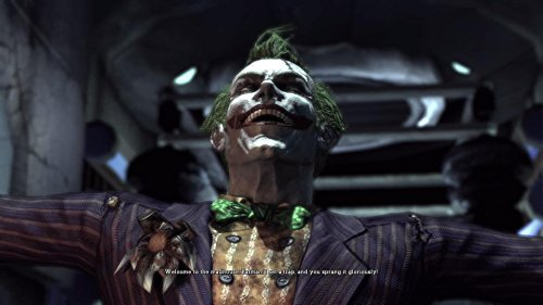 Batman: Arkham Asylum (Game of the Year Edition) - Playstation 3