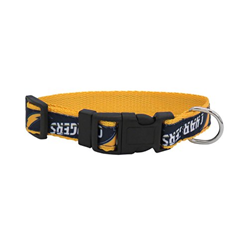 NFL San Diego Chargers Team Pet Ribbon Collar, Large (Collar San Diego Dog Chargers)