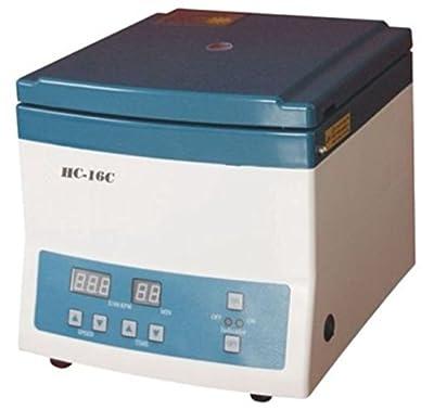 HC-16C 13000rpm Electric Lab Centrifuge Equipment 1.5mlX12