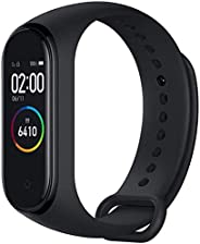 "Fitness Tracker mi band 4 Smart Watch, Newest 0.95"" Color Screen Waterproof with Heart Rate Monitor,Activ"