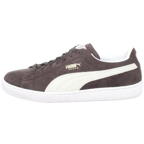 vapors Coffee Puma Sneaker – Gray Classic marigold Marrone Adulto Unisex black Suede aqSZ4z
