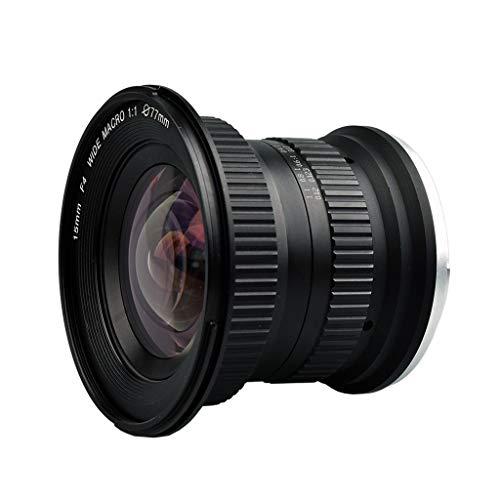 Belloc 2019 Professional 15MM F / 4 F4.0-F32 Super Wide-Angle Lens For Canon Digital SLR
