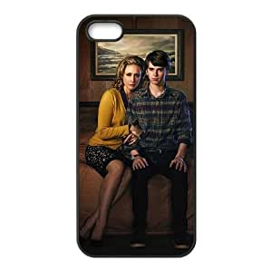 Bates Motel iPhone 5 5s Cell Phone Case Black yyfD-313804