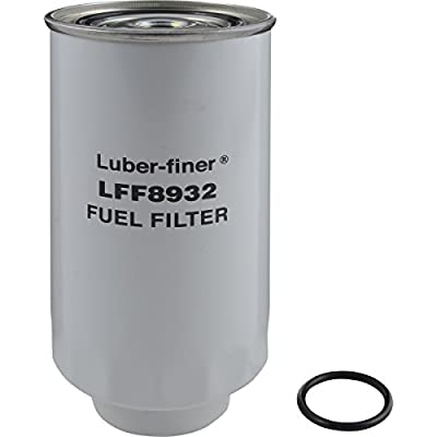 Luber-finer LFF8932 Heavy Duty Fuel Filter: Automotive