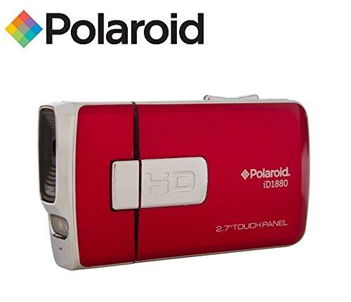 Kompakter 1080p-Full-HD-Camcorder Polaroid ID1880, 18,1 Megapixel, grosser 2,7