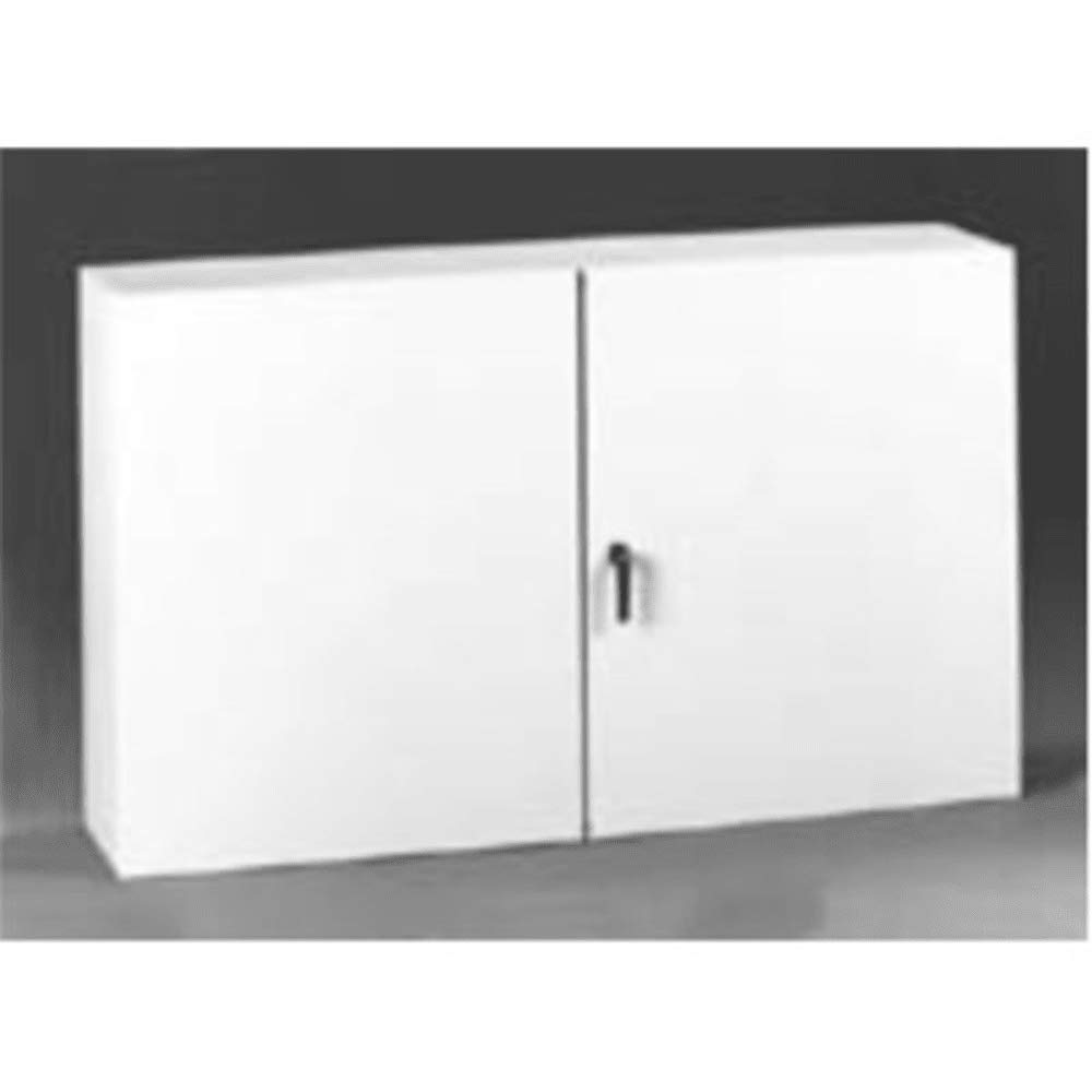 Panel; Optional; Steel; 12 ga; 22.2 in; 40.2 in; White or Unpainted