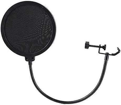 Taidda Juego de Tarjeta de Sonido de grabación de micrófono ...