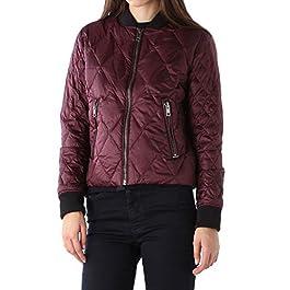 Diesel W-Trina Women's Quilted Jacket Down Jacket