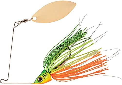 Pesca al Black Bass Rapture Sharp Spin Single Willow 14 gramos Color FT