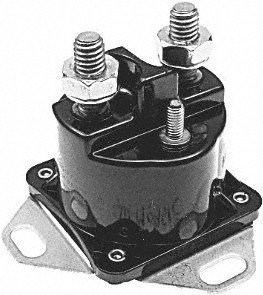 (Ford SW-1951-C - RELAY ASY - STARTER)