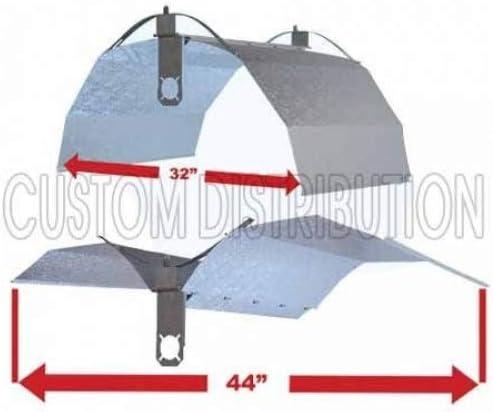 Folding Wing 27 reflector