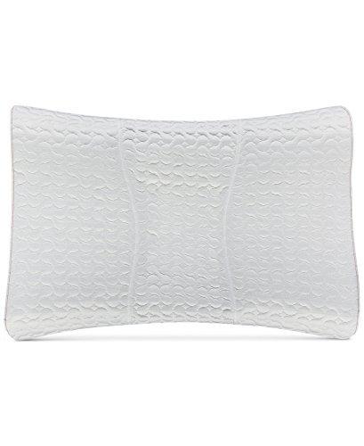 Tempur-Pedic Dual Position Support Memory Foam Pillow - Ergonomic Design - Queen 24.5
