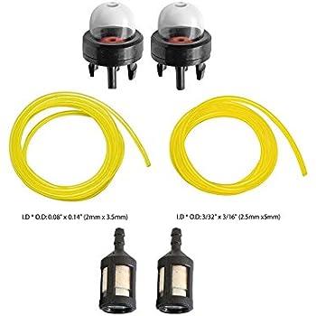 Amazon.com: hifrom ZF-1 filtro de combustible con ry30530 ...