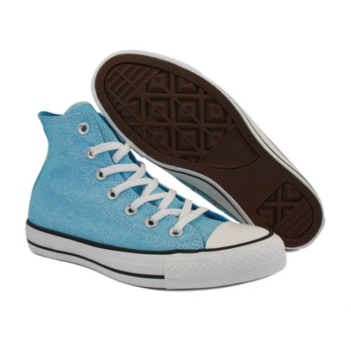 Converse Mujer Azul De Tela Ct Para Wash 55 Hi Zapatillas Neon 5 288230 wwPqAr7