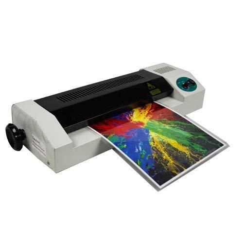 Reetrix®ラミネーションマシンA4 / A3ラミネーション/ラミネートマシン写真ID、Iカード、ホット&コールド(白+黒)に最適:Amazon.in:オフィス製品