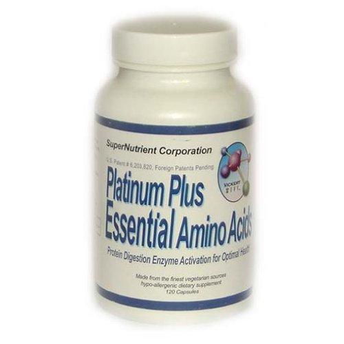 Platinum Essential Amino vegetarian capsules product image