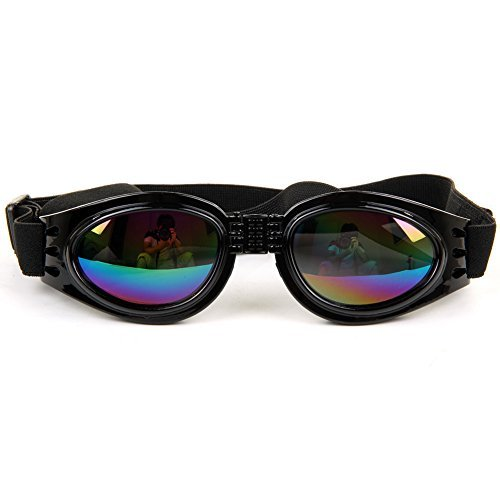 Cool Stylish And Funny cute Pet/Dog Puppy Goggles Sunglasses Waterproof Protection Folding Goggles...