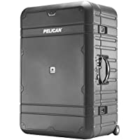 Pelican Elite Luggage | Vacationer with Enhanced Travel System (EL27 - 27 inch) - Grey/Black