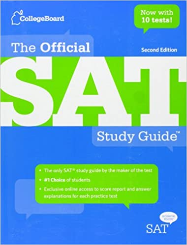 Official Sat Study Guide 2015 Pdf