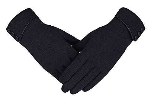 Review Knolee Women's Screen Gloves