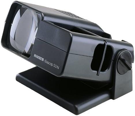 Kaiser Diascop 50 N - Proyector de diapositivas, negro: Amazon.es ...