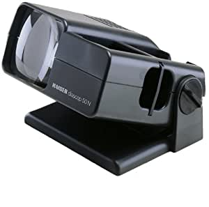 Kaiser Diascop 50 N - Proyector de diapositivas, negro