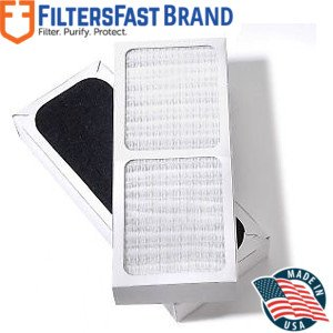 FiltersFast Compatible Replacement for Hunter 30915 HEPAtech Purifier Filter