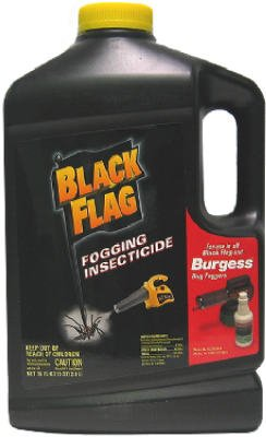 (6) bottles Black Flag 190256 64 oz Fogger/ Fogging Mosquito / Fly Insecticide