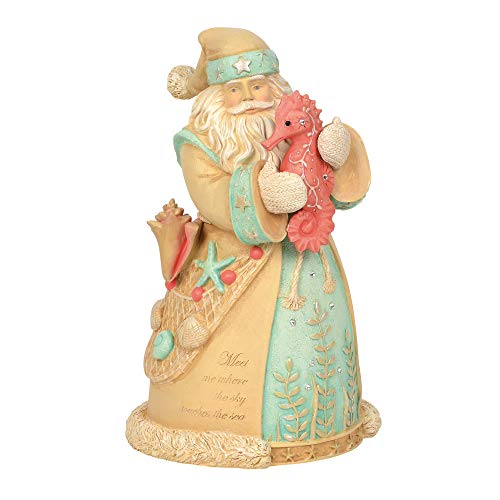 Enesco Heart of Christmas Santa
