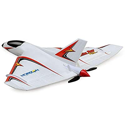 E-flite Delta Ray One RTF with Safe Technology, 500mm, EFL9500: Toys & Games