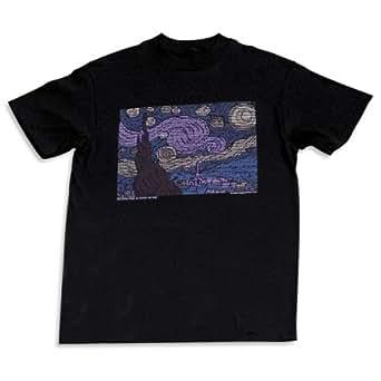 ComputerGear Starry Night T-Shirt, 3X