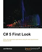 C# 5 First Look Front Cover