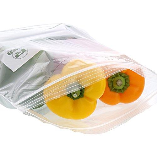 Royal Double Zipper Gallon Bags product image