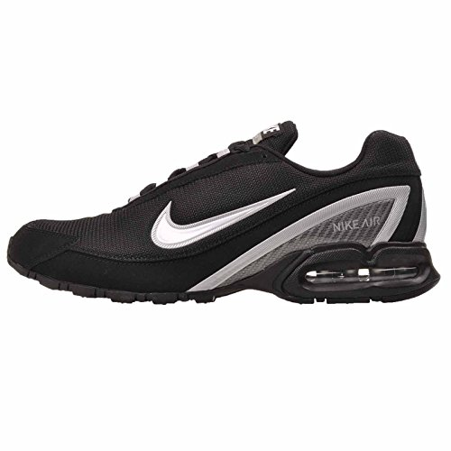 Nike Air Max Torch 3 Mens Running Shoes (7.5 D(M) US, Black/Grey/White) - Balls Nylon Dog