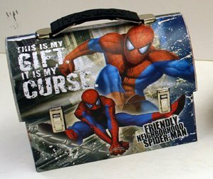 Workmans Box - Marvel - Spiderman - This Is My City