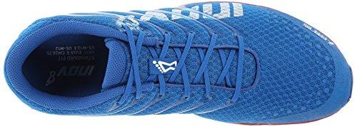 Inov-8 Hombres F-liteâ 195 Zapato De Entrenamiento Cruzado Azul / Piqué / Blanco